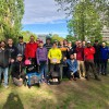 Disc Golf Hamburg, Weekly Event, Disc Golf City Nord, Disc Golf Club Hamburg